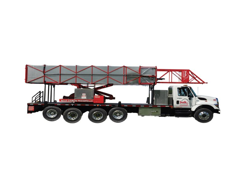 Underbridge Access Truck Mounted J-140/45 H