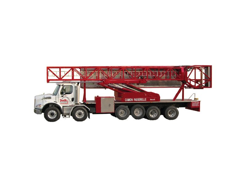 Underbridge Access Truck Mounted J-170/55 M