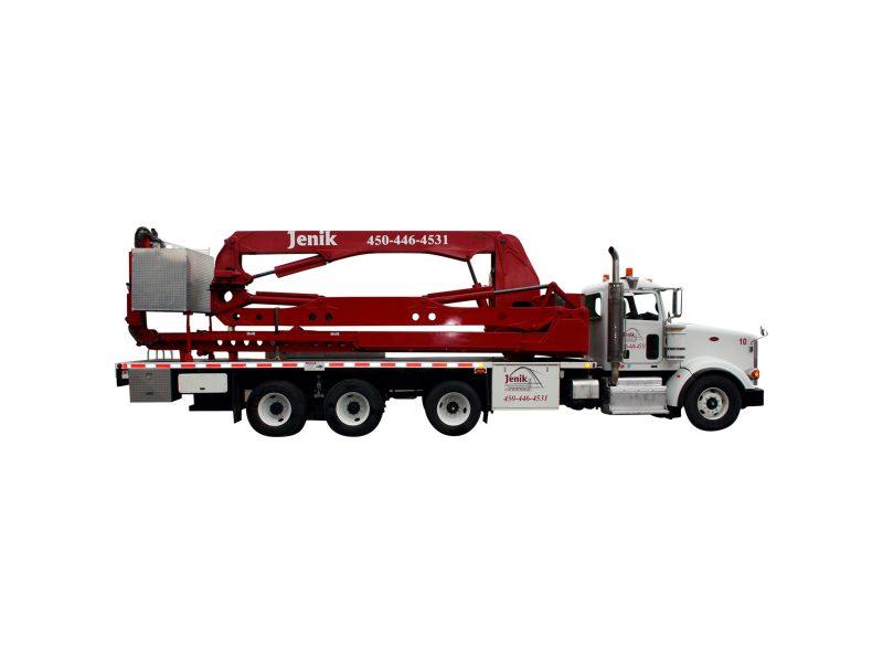Aerial Bucket Truck J-62 A