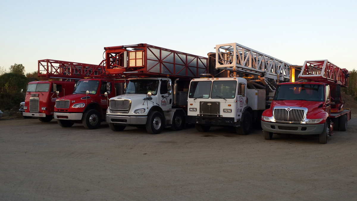 Purchase of a 210/66M unit coming all the way from Texas