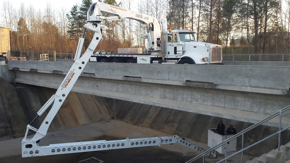 Purchase of a A-62 aerial bucket truck