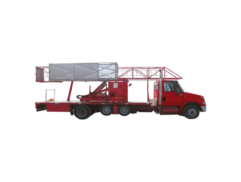 Underbridge Access Truck Mounted J-70/18 M