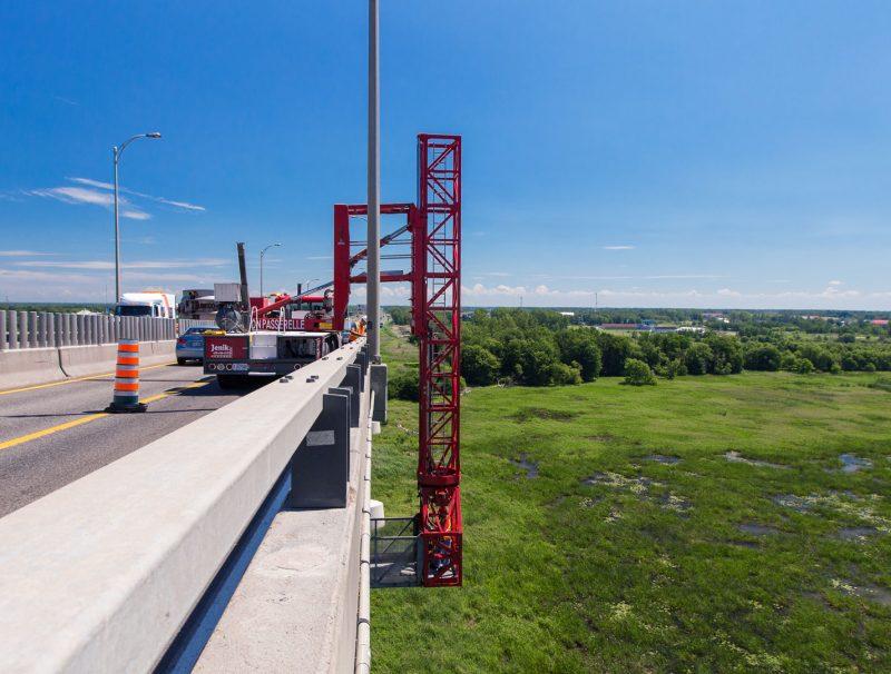 Laviolette Bridge Project