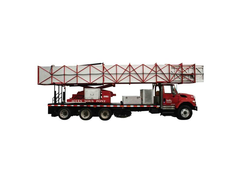 Underbridge Access Truck Mounted J-200/66 H